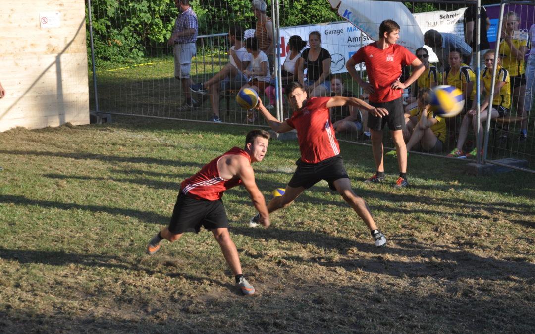 News zur 4. Schweizer Meisterschaft im Hammerball und 4. Kesswiler Seelauf