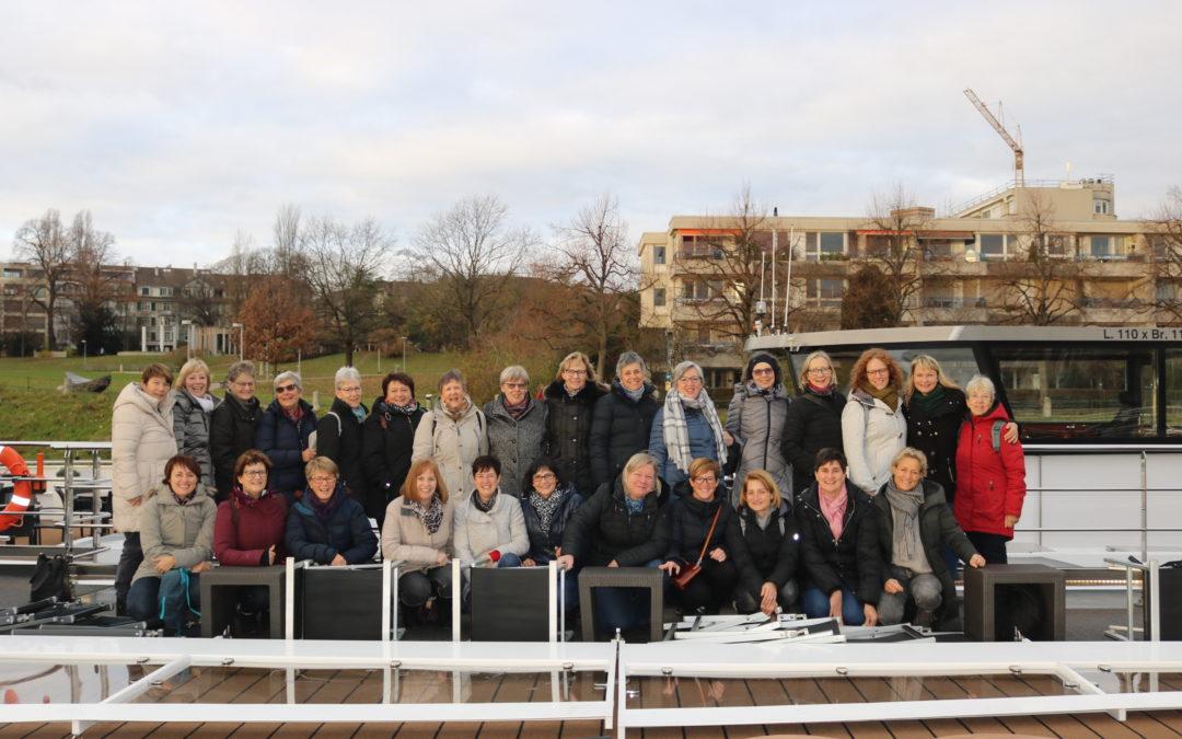 Jubiläumsreise 35 Jahre Frauenturnverein Kesswil 5.-8.12.2019